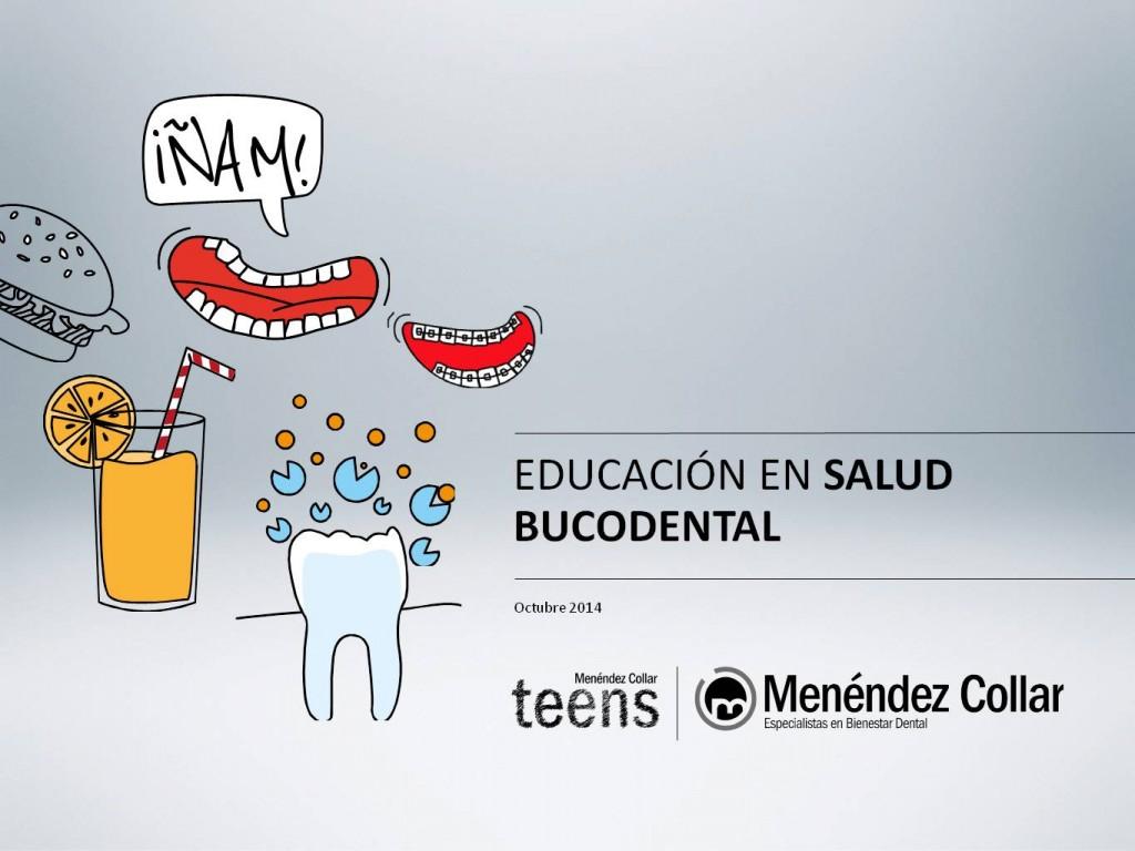 Educación para la salud bucodental